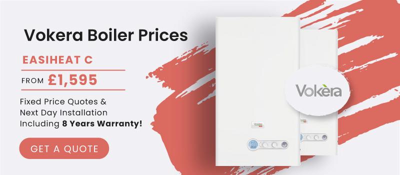 vokera boiler prices