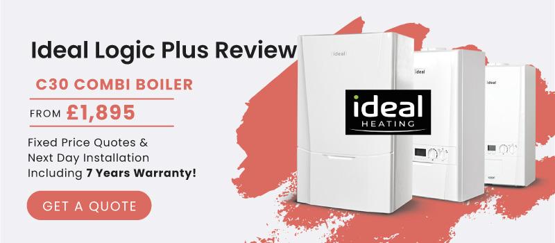ideal logic combi boiler review
