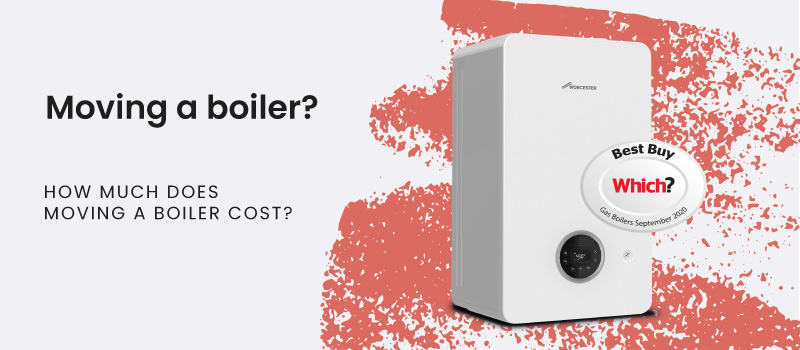 how much does it cost to move a boiler