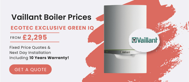 vaillant boiler prices